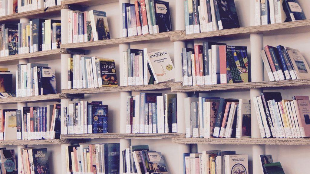 オーディオブックの本の選び方のヒント:書庫